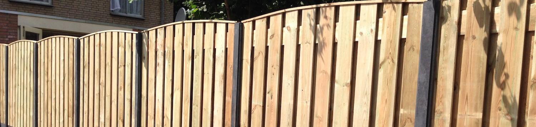 betonschutting schutting plaatsen hardhouten schutting helmond